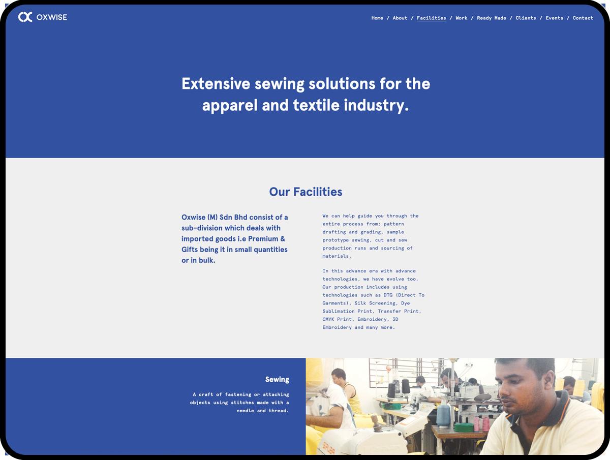 Custom Website Design & Development