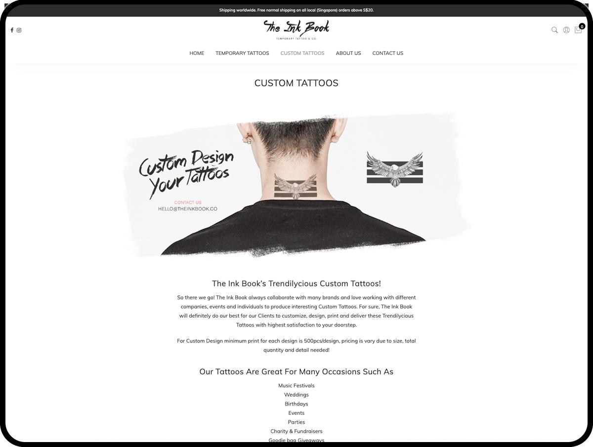 Ecommerce Web Design & Development
