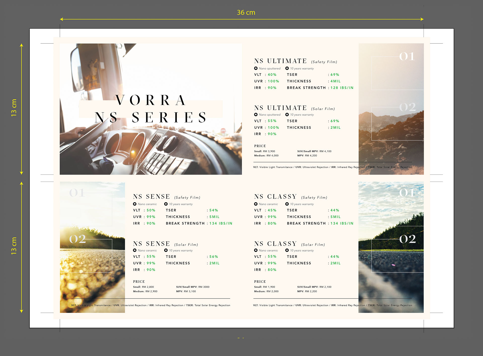 VORRA Catalogue